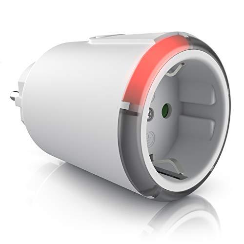 CSL - Countdown Timer Zeitschalter Zeitschaltuhr - Energiespar-Steckdose - 1 2 3 4 5 Stunden - Steckdose mit integrierter Kindersicherung - Überspannungsschutz - Energieeffizient