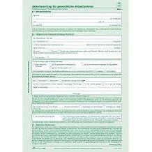 Suchergebnis Auf Amazonde Für Arbeitsvertrag Gewerbliche Arbeitnehmer