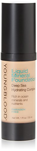 YOUNGBLOOD - Liquid Mineral Foundation - Sun Kissed lowest price