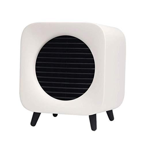 Zyy Calentador 700w Mini Eléctrico Ventilador Casa