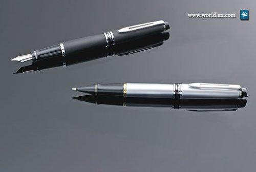 Waterman Expert nero opaco stilografica pen-m
