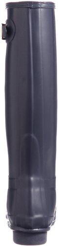 Hunter - Original Tall Classic, Stivali, unisex Blu (Blau (Navy))