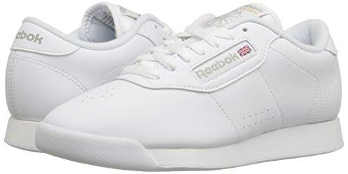 Reebok REEBOK PRINCESS, Sneaker uomo Bianco