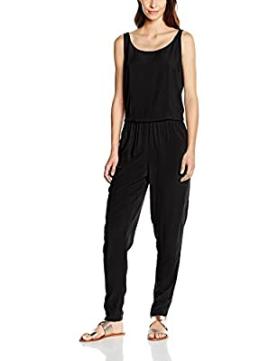 ONLY Women's Onlnova Solid S/L Wvn Jumpsuits