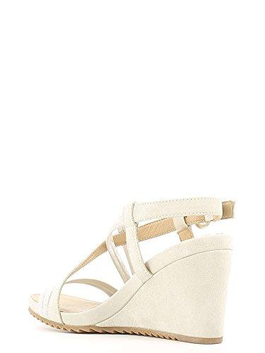 Igi&Co 5841 Sandalo zeppa Donna Bianco