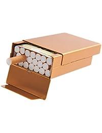 Quantum Abacus Caja / Funda para 20 cigarrillos / paquetes enteros (blandos), de aluminio y plástico, Mod. 427-04 (DE)