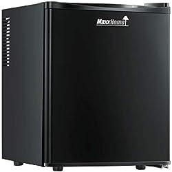 MaxxHome Mini réfrigérateur sans fil Null - 38 litres - Mini réfrigérateur sans bruit - réfrigérateur hôtel - Classe énergétique B