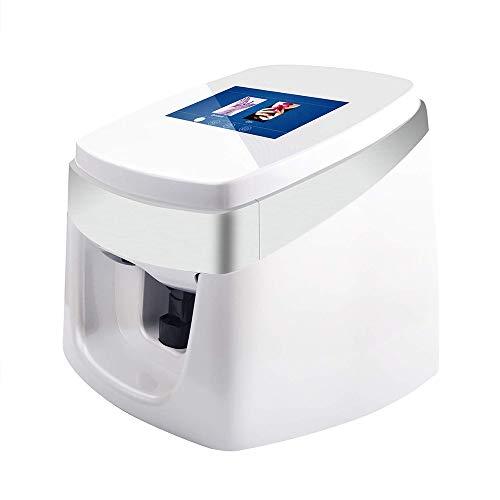 Stampanti per Unghie 3D Nail Art Portable Printer Macchina Digitale Mobile Transfer Picture Nails Macchina WiFi Senza Fili Facile all-Intelligenti Oltre 500 Immagini