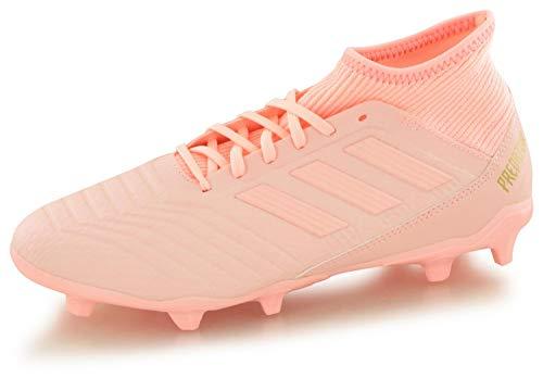 adidas Herren Predator 18.3 Fg Fußballschuhe, Orange Narcla/Rostra 0, 44 2/3 EU -