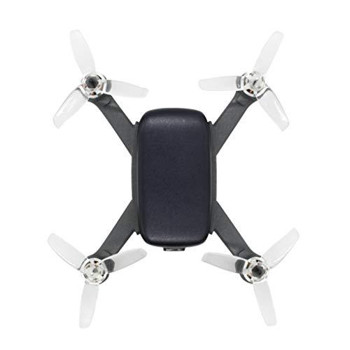2.4G Drohne ODRD Drone Brushless RC Live Übertragung,Weitwinkel 8.0MP 1080P HD Kamera, WiFi FPV Quadrocopter, App-Steuerung, One Key Start/Landung,Headless Modus,Pocket Drohne für Anfänger (Schwarz)