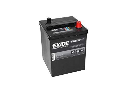 EXIDE - BATTERIE EXIDE VINTAGE 6V 80AH 600A(EN) M02