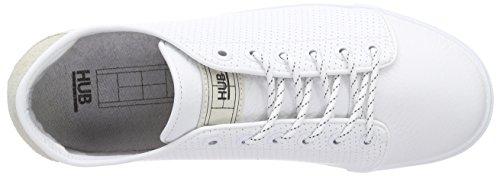 Hub Damen Otsu L Perf Sneakers Weiß (white/wht 010)