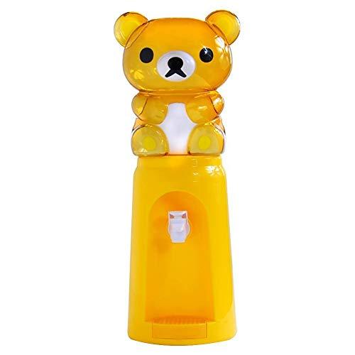 Mini-Wasserspender Wasserspender 2,5 Liter 8 Tasse Wasser Cartoon Cute Animal Dispenser Gutes Geschenk für Kinder