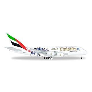 Herpa 529440 - Emirates Airbus A380 Paris Saint Germain
