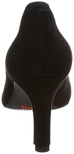 Rockport Valerie Pump Motion Luxe Escarpins Black Total Fermé Femme Noir Bout rEwqaxr