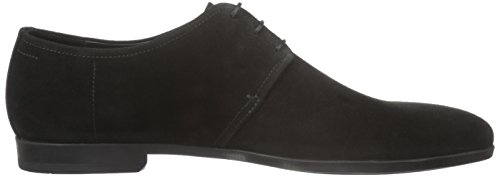 Hugo Pariss_Derb_3sd 10193335 01, Derby Homme Noir (Black 001)