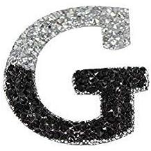 Amazonit Lettere Adesive Per Stoffa