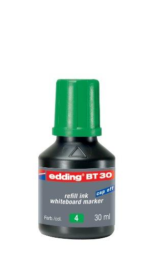 Preisvergleich Produktbild edding 4-BT30004 Nachfülltusche Board Marker, 30 ml, grün
