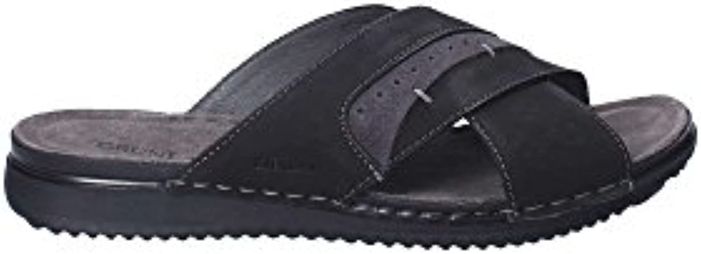 GRUNLAND Cren, Zapatos de Playa y Piscina para Hombre
