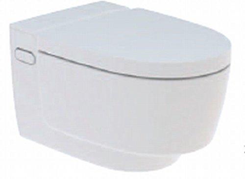 Preisvergleich Produktbild Geberit AquaClean Mera Comfort Schüssel Wand WC-Sitz Dusche Chrom