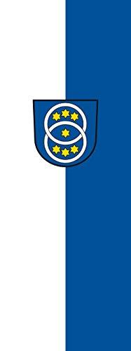 magFlags Drapeau Zwiefalten | portrait flag | 6m² | 400x150cm