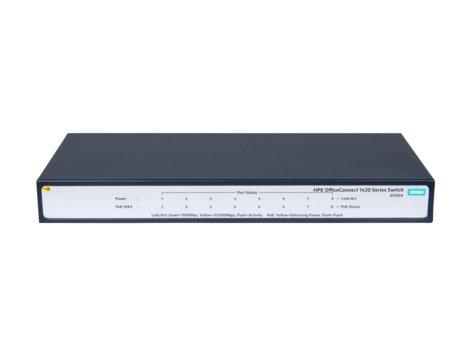hewlett-packard-enterprise-officeconnect-1420-8-g-poe-64-w-ungemanaged-l2-gigabit-ethernet-10-100-10