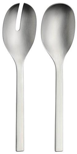 WMF 1202216030 Couverts à Salade, Acier Inoxydable, Argent, 30 x 4 x 2 cm