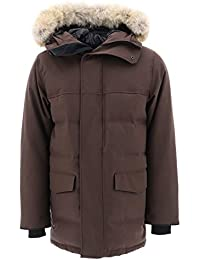 Canada Goose Herren 2577M652 Braun Polyester Jacke