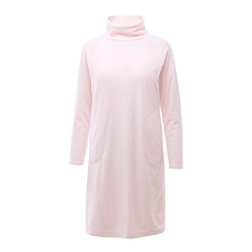 Porter une toison exempte de soutien-gorge maison/ chaud chemise de nuit B