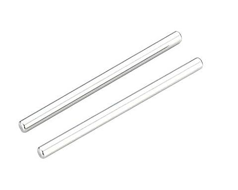 Fixation pour bras de suspension avant inférieur 3x46 mm (2) KYOSHO TR-120