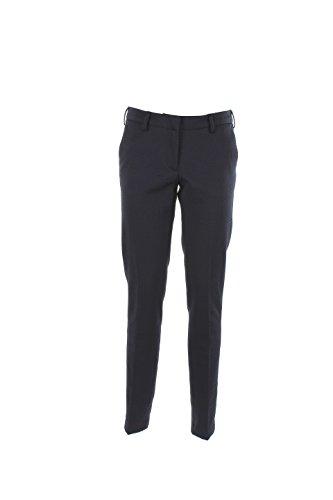 Pantalone Donna Verysimple 42 Blu Vp16-209in Primavera Estate 2016