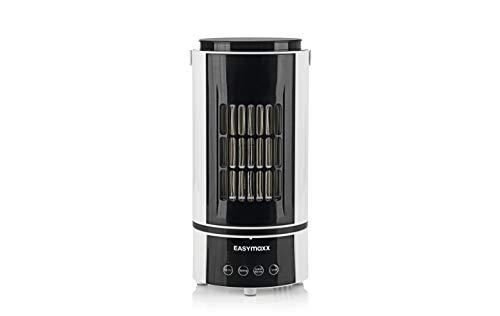 EASYmaxx 2in1 Klimagerät Klimaanlage & Heizlüfter | Verdunstungskühler drehbar mit 4 Geschwindigkeitsstufen und Timerfunktion