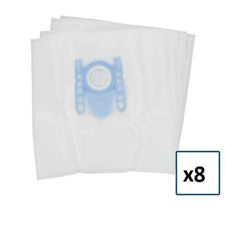 8 fleece vacuum cleaner bags and 1 filter Bosch GL50