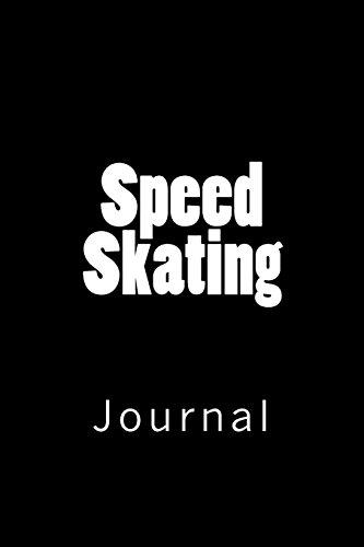 Speed Skating: Journal por Wild Pages Press