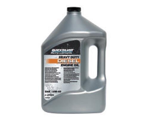 Quicksilver Diesel Motoröl 15W-40 4 Liter