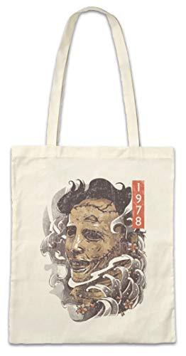 herface Portrait Hipster Bag Beutel Stofftasche Einkaufstasche ()