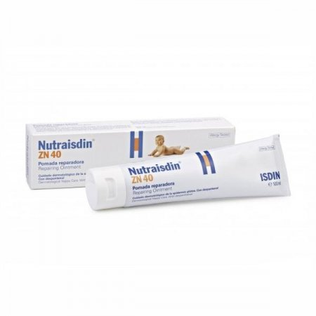 ISDIN Nutraisdin Zn40 Reparing Ointment 50ml