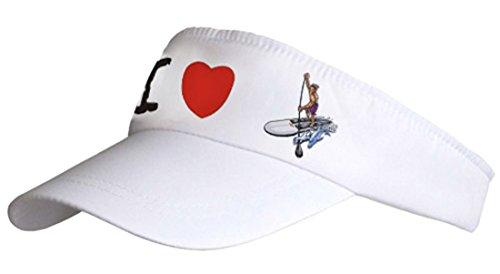 Kdomania - Casquette Visière I Love Paddle