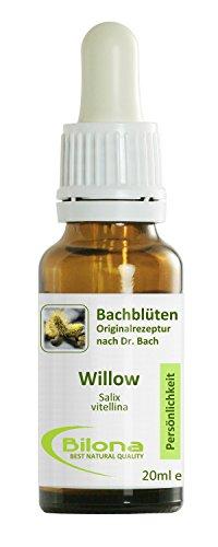 Joy Bachblüten, Essenz Nr. 38: Willow; 20ml Stockbottle