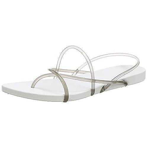 Ipanema Damen Philippe Starck Thing G Fem Zehentrenner, Weiß (White/White), 37 EU