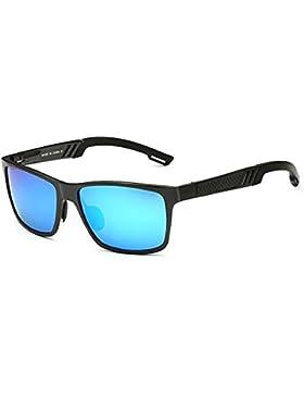 VEITHDIA polarizadas Deportes Gafas de sol de protección UV400para Hombres Mujeres béisbol Running Ciclismo Pesca...
