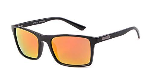 Wikibird Sonnenbrillen Anti-Strahlung Brillen Schutz Optimal Farbverstärkung Festival Fashion Outdoor-Brille Classic Style Motorradbrille Sportbrille
