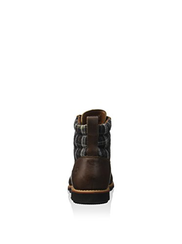 "Timberland Brewstah 6"" Lined Mens Boot Brown Full Grain"