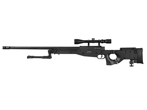 Well MB08 / L96 Upgrade Airsoft Sniper Rifle, mit Metall Internals -Roedale Deluxe Edition- < 0,5 J.