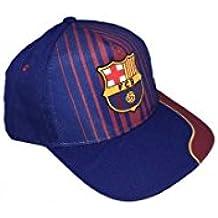Amazon.es  gorra del barcelona - Negro d775c61df7f