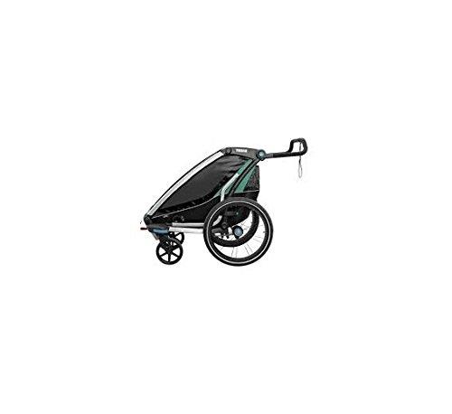 Thule Baby Lite1 Fahrradanhänger Chariot, Blau, One Size, 10203001 Preisvergleich