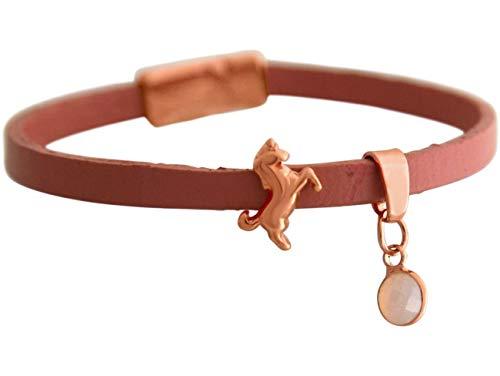 GEMSHINE rosa Armband
