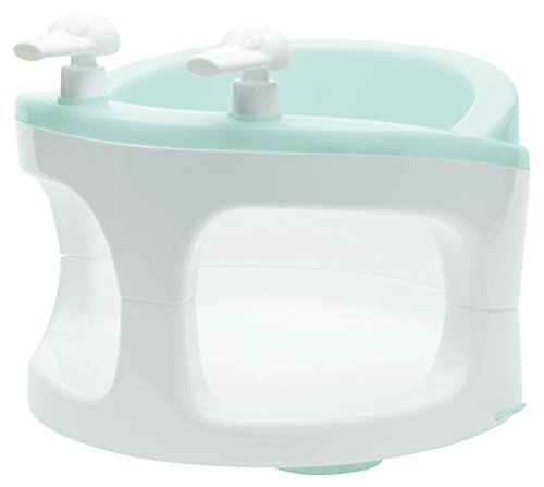 Bebe-jou, seggiolino da bagno, uni, verde (weiss/mintgrün)