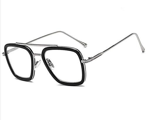 DX s Men Square Aviation Eyewear Design s Männer