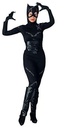 CatWoman Animal Adult Fancy Dress Batman Movie One Size